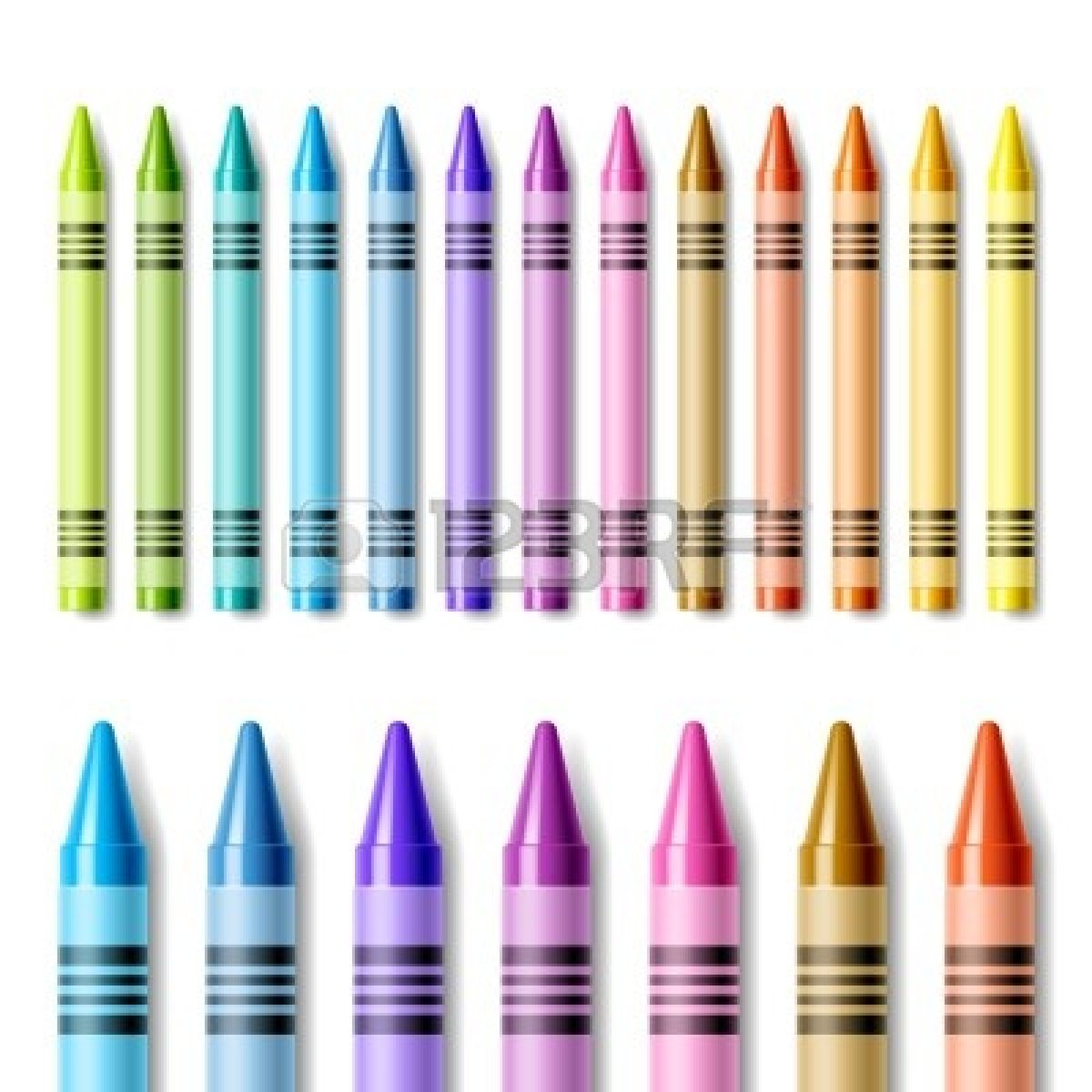 crayola20markers20clipart