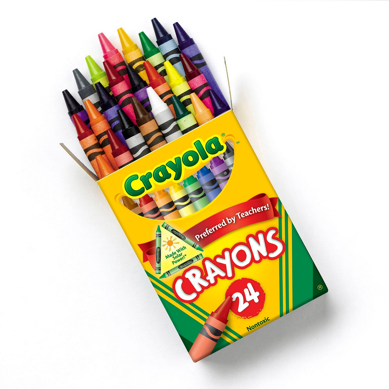 Crayola Markers Clipart | Clipart Panda - Free Clipart ImagesCrayola Markers Images Clipart