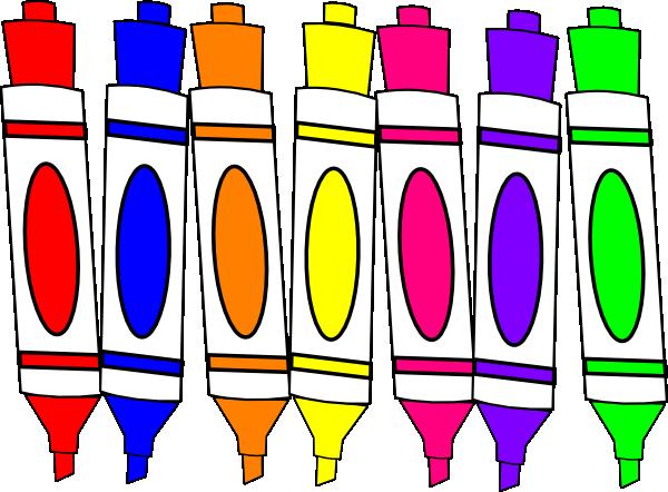Crayola Markers Clipart | Clipart Panda - Free Clipart ImagesCrayola Markers Clipart