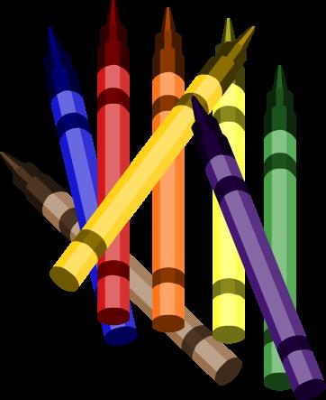 Crayon Clip Art Free | Clipart Panda - Free Clipart Images