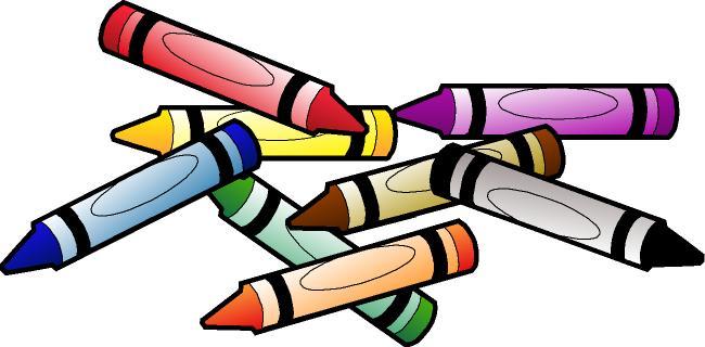 Yellow Crayon Clip Art | Clipart Panda - Free Clipart Images