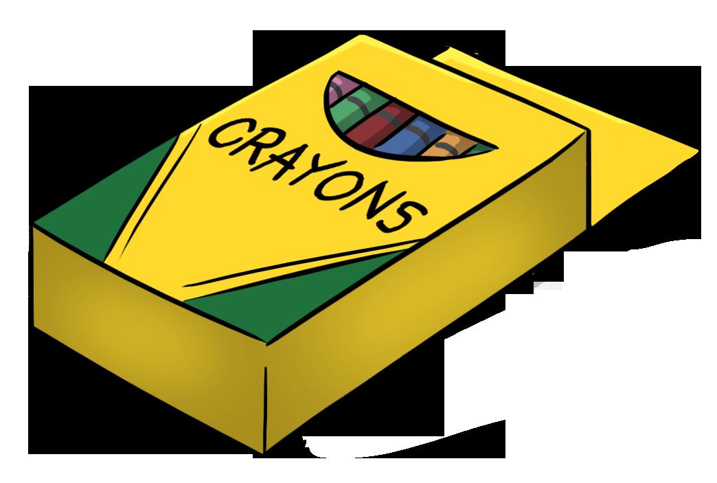 crayon box clipart clipart panda free clipart images rh clipartpanda com crayola crayon box clipart Crayola Crayon Box Clip Art Black and White