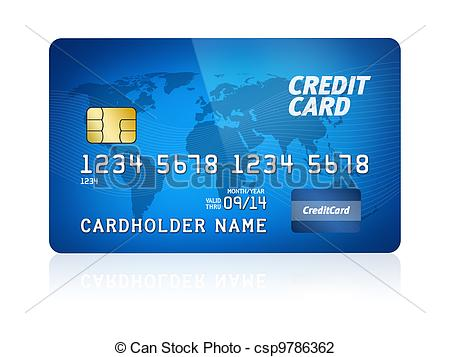 credit card isolated clip art clipart panda free