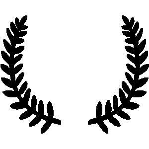 Black Border Designer Logo