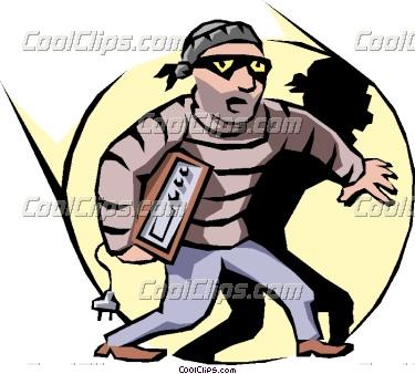 thief vector clip art clipart panda free clipart images rh clipartpanda com computer thief clipart the lightning thief clipart
