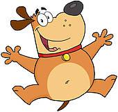 happy dog face clip art clipart panda free clipart images rh clipartpanda com happy friday dog clipart happy dog and cat clipart