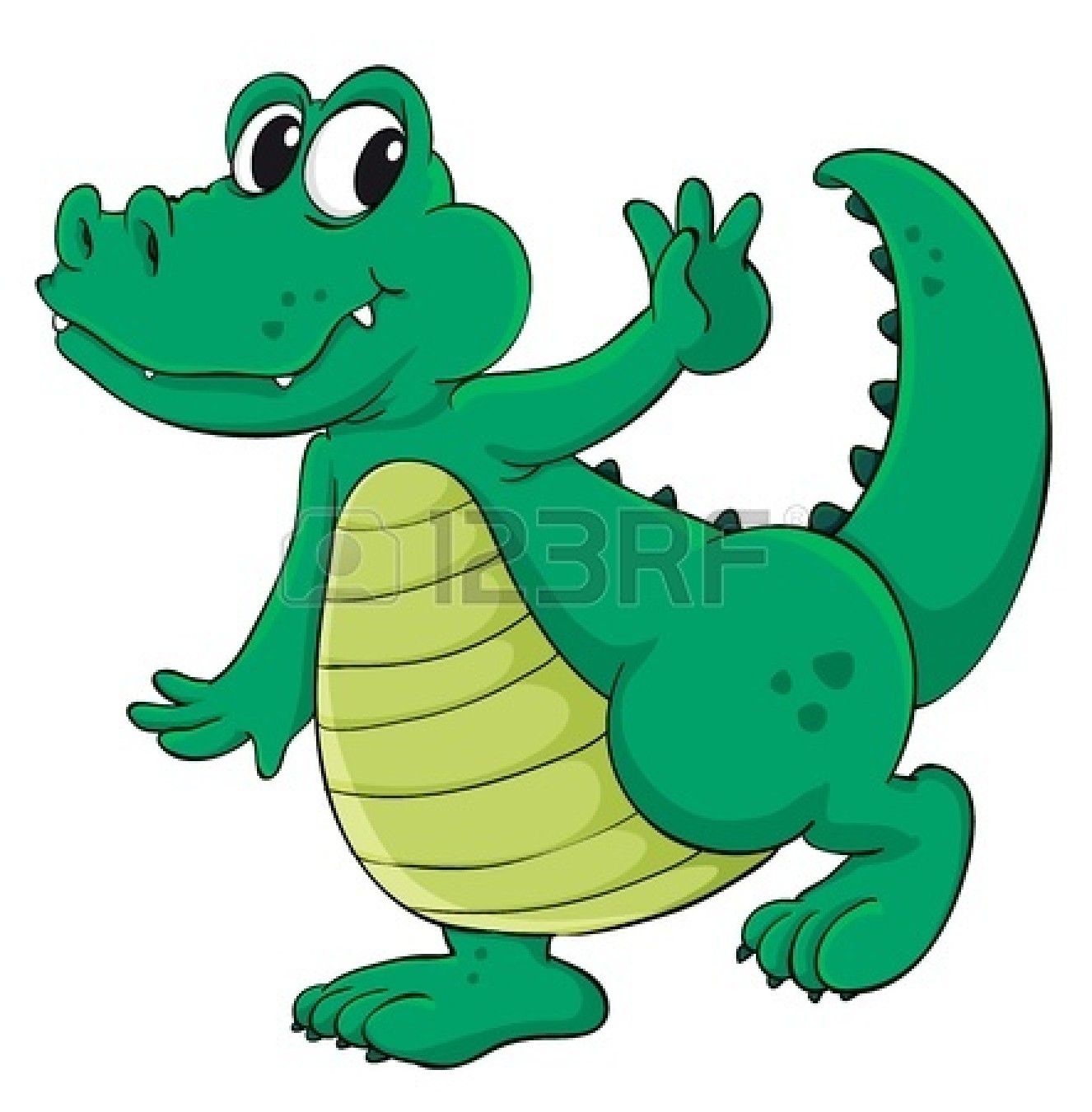 Cute Crocodile Drawing | Wallpapers Gallery