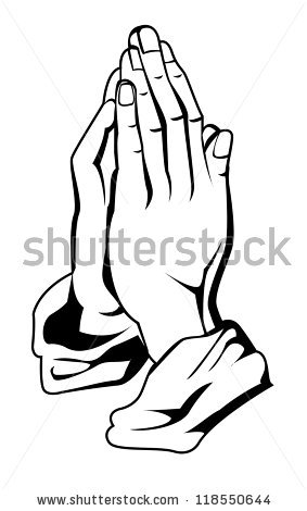 Clipart Of Prayer Hands. Clipart. Free Image About Wiring Diagram ...