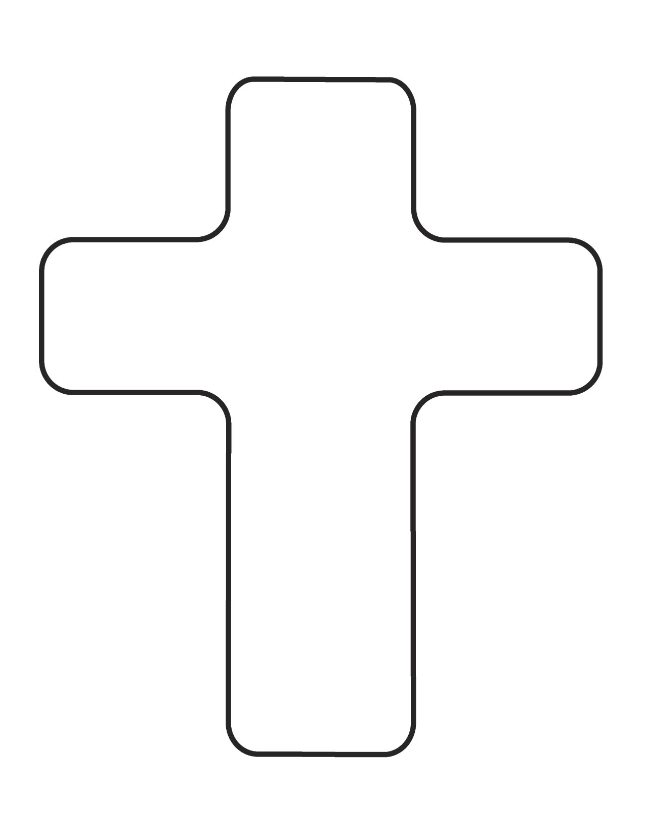 Crucifix Clipart Black And White | Clipart Panda - Free Clipart Images