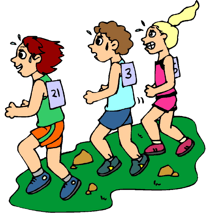 Image result for cartoon cross country images