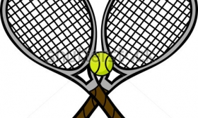 Crossed Tennis Racket Clipart Clipart Panda Free Clipart Images