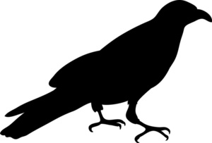 crow clipart image silhouette clipart panda free clipart images rh clipartpanda com crown clipart black and white crown clipart black and white