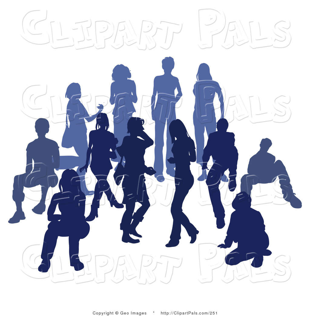 crowd of people clipart clipart panda free clipart images rh clipartpanda com
