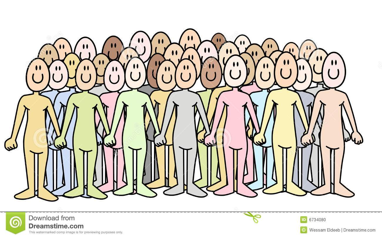 Clipart Free/crowds