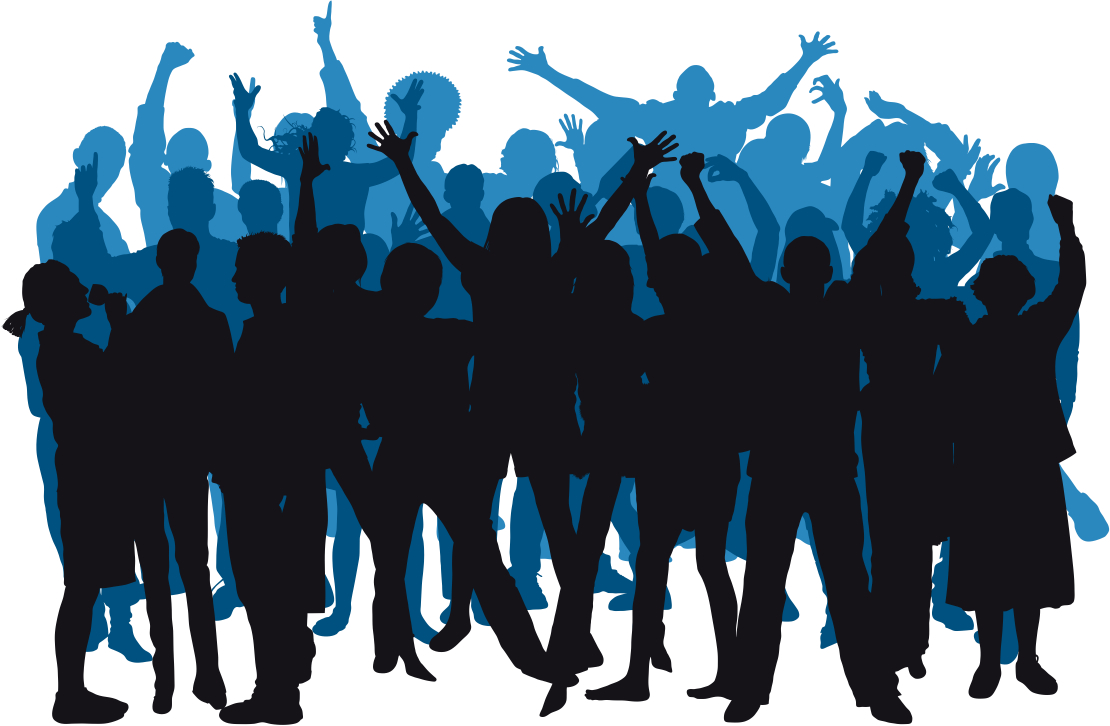 Crowd Of People Images   Clipart Panda - Free Clipart Images