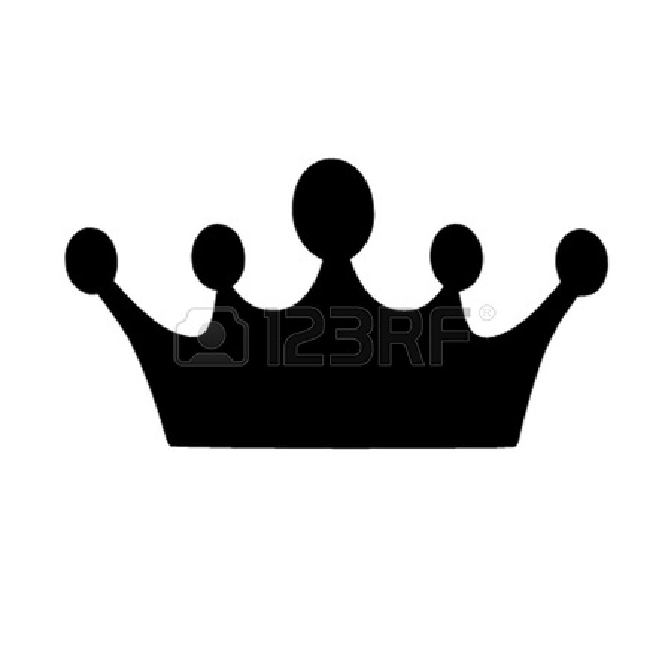 Crown Clip Art Black And White | Clipart Panda - Free Clipart Images