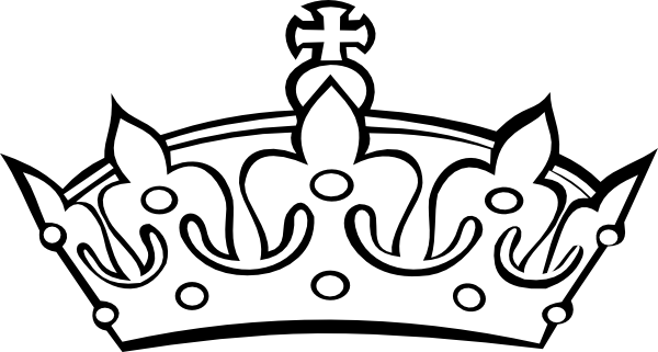 crown%20clipart%20black%20and%20white