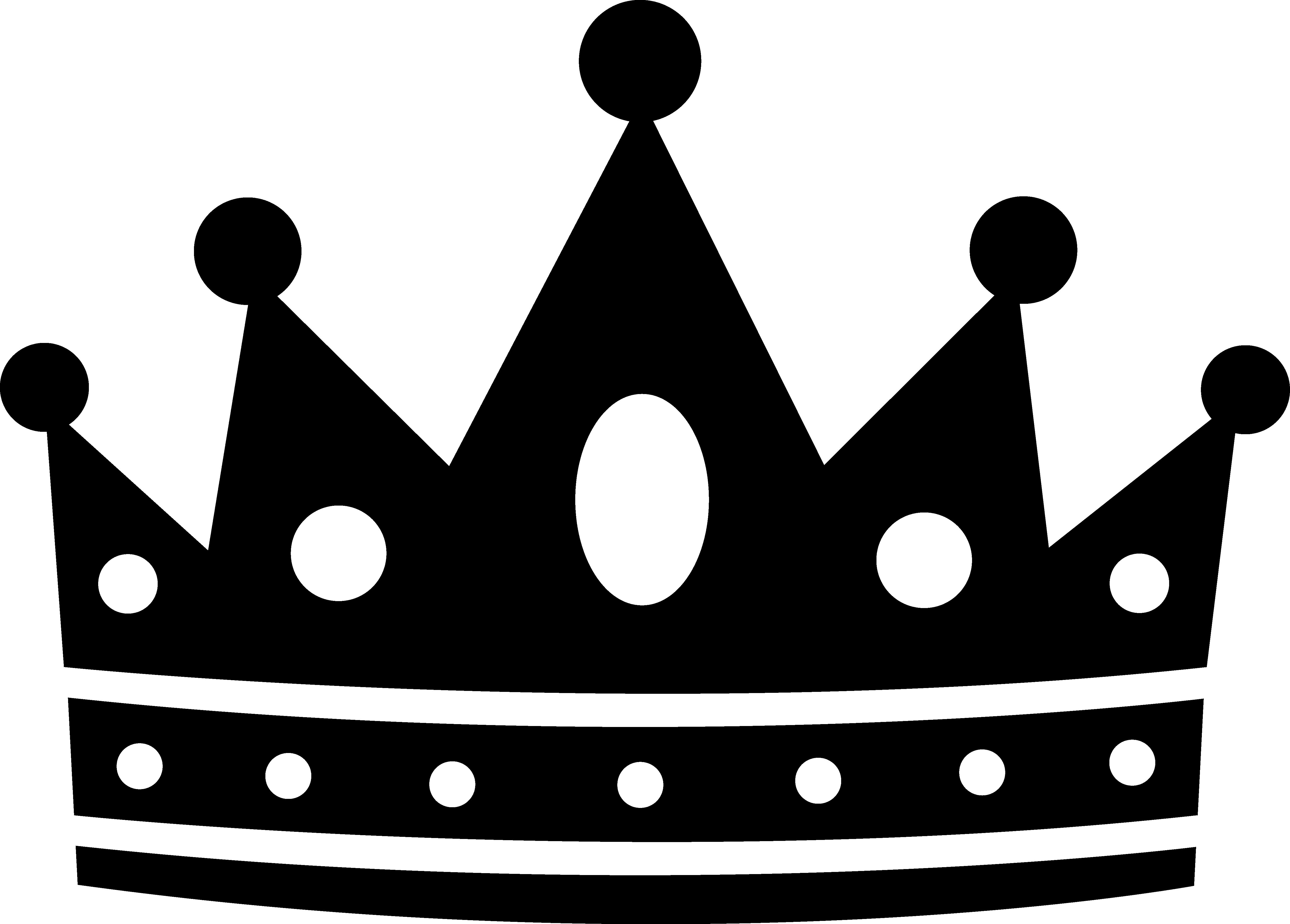 Black Crown Clipart | Clipart Panda - Free Clipart Images