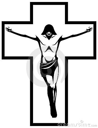 crucifix%20clipart%20black%20and%20white