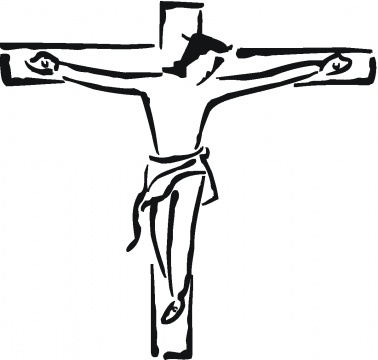 Jesus Crucifixion Clip Art Pictures to Pin on Pinterest  PinsDaddy