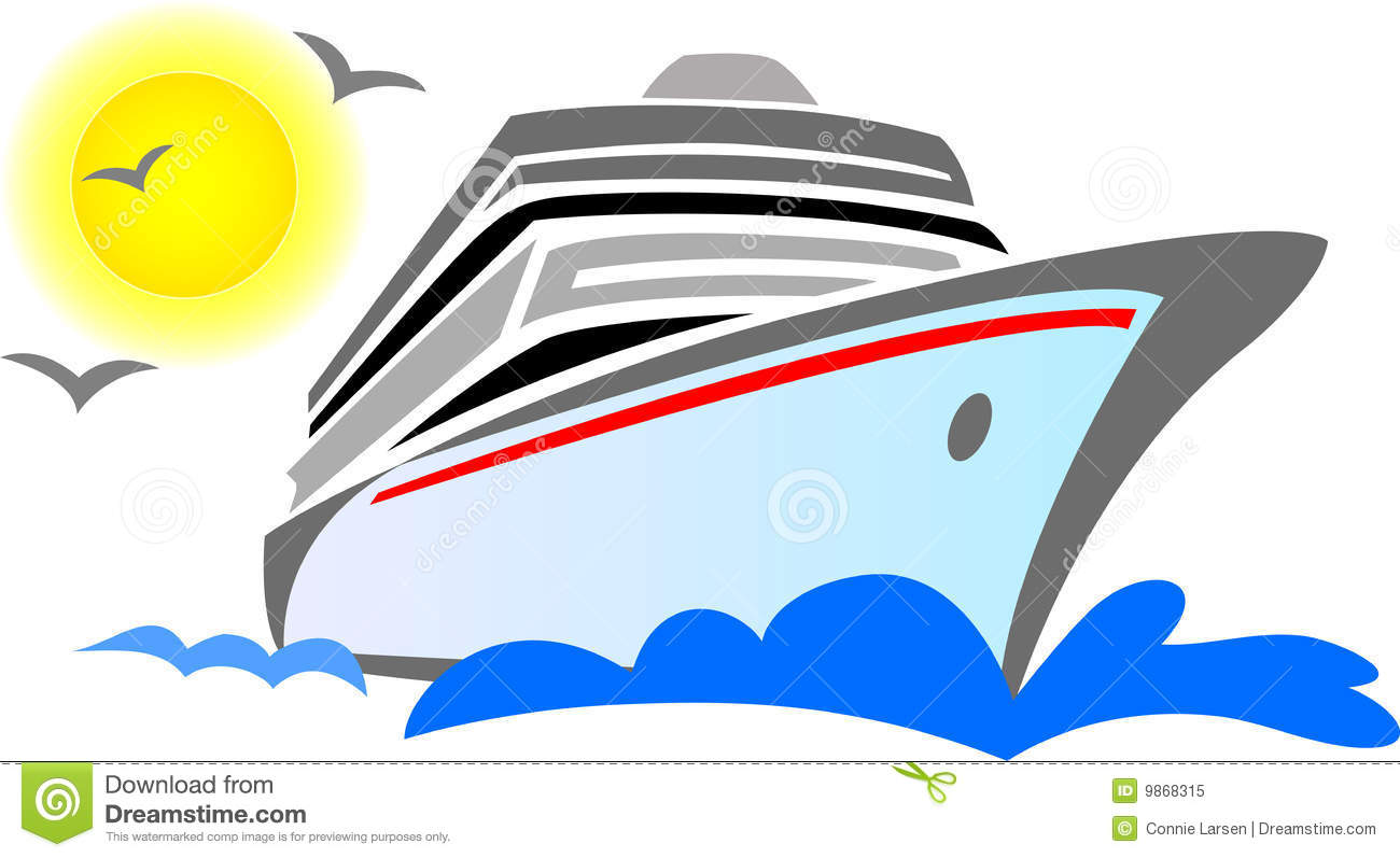 cruise ship abstracteps clipart panda free clipart images