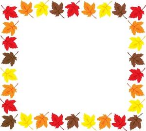 Clip Art Leaf Border Clip Art fall leaves border clipart panda free images