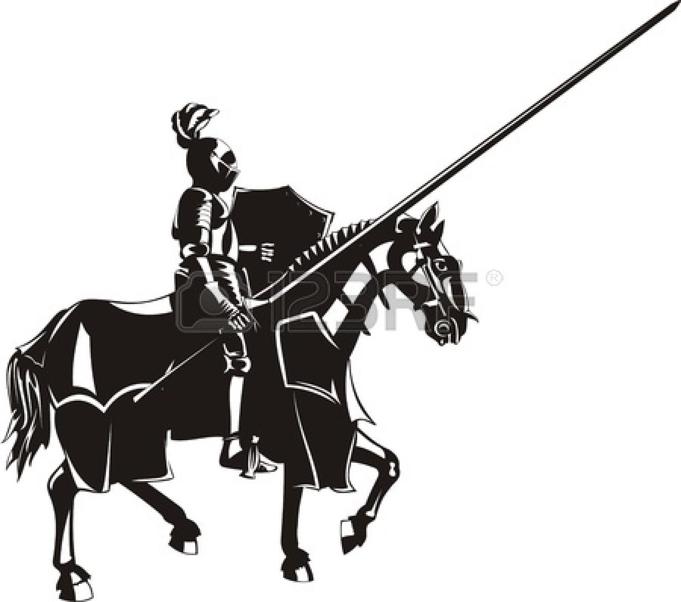 Medieval Knight Clipar...