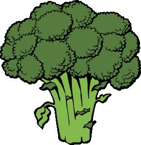 Broccoli clip art - vector | Clipart Panda - Free Clipart Images