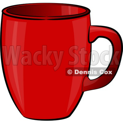 Empty Red Coffee Cup Clipart | Clipart Panda - Free ...