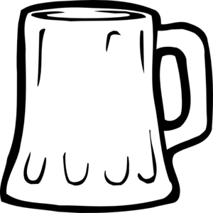 cup%20clipart%20black%20and%20white