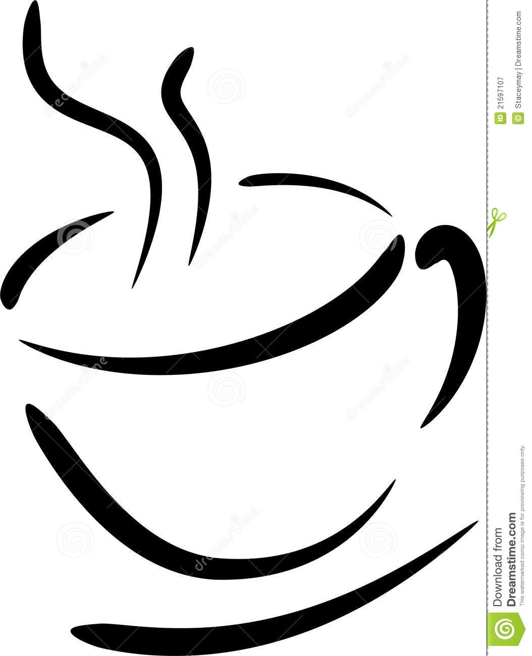 Coffee Clipart Black And White | Clipart Panda - Free ...