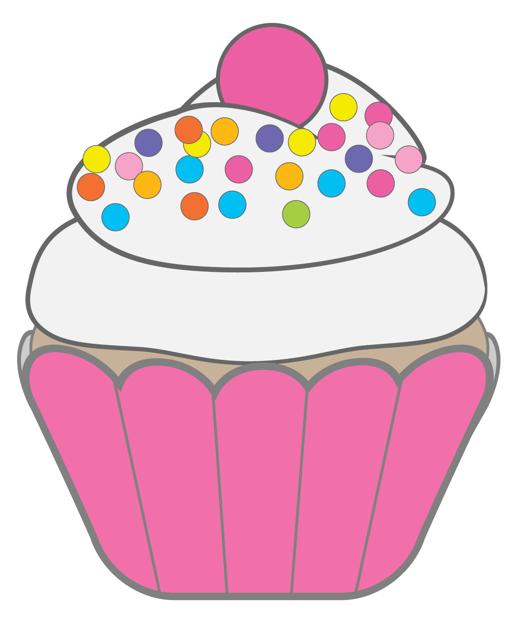 cupcake clipart free download clipart panda free clipart images rh clipartpanda com clipart of birthday cupcakes clipart of cupcakes black and white