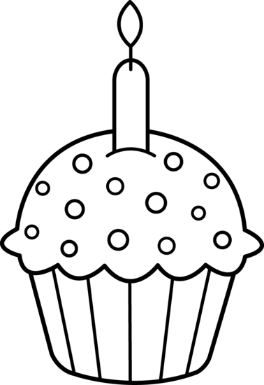 cupcake%20clipart%20black%20and%20white