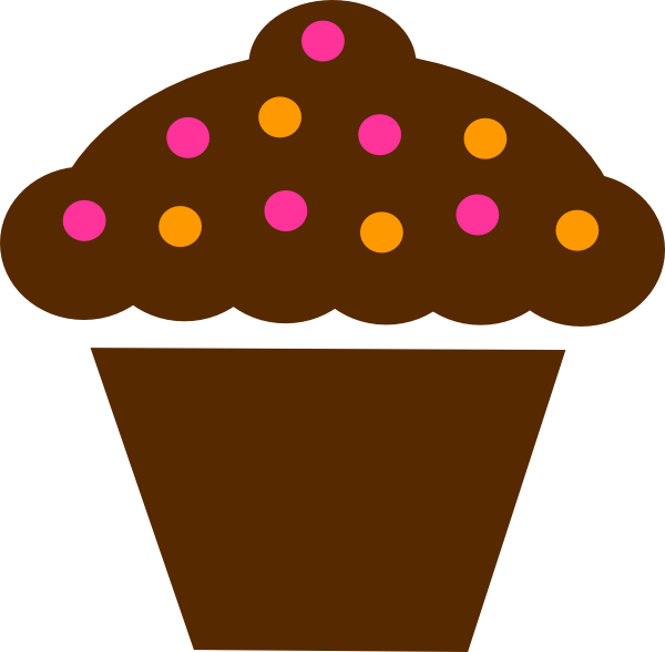 Cupcakes Clipart Border on Batman Dot To