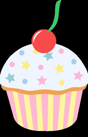 Cupcake Clip Art Free Online Clipart Panda Free