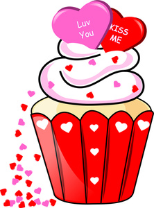 Cupcakes With Sprinkles Clipart | Clipart Panda - Free Clipart Images
