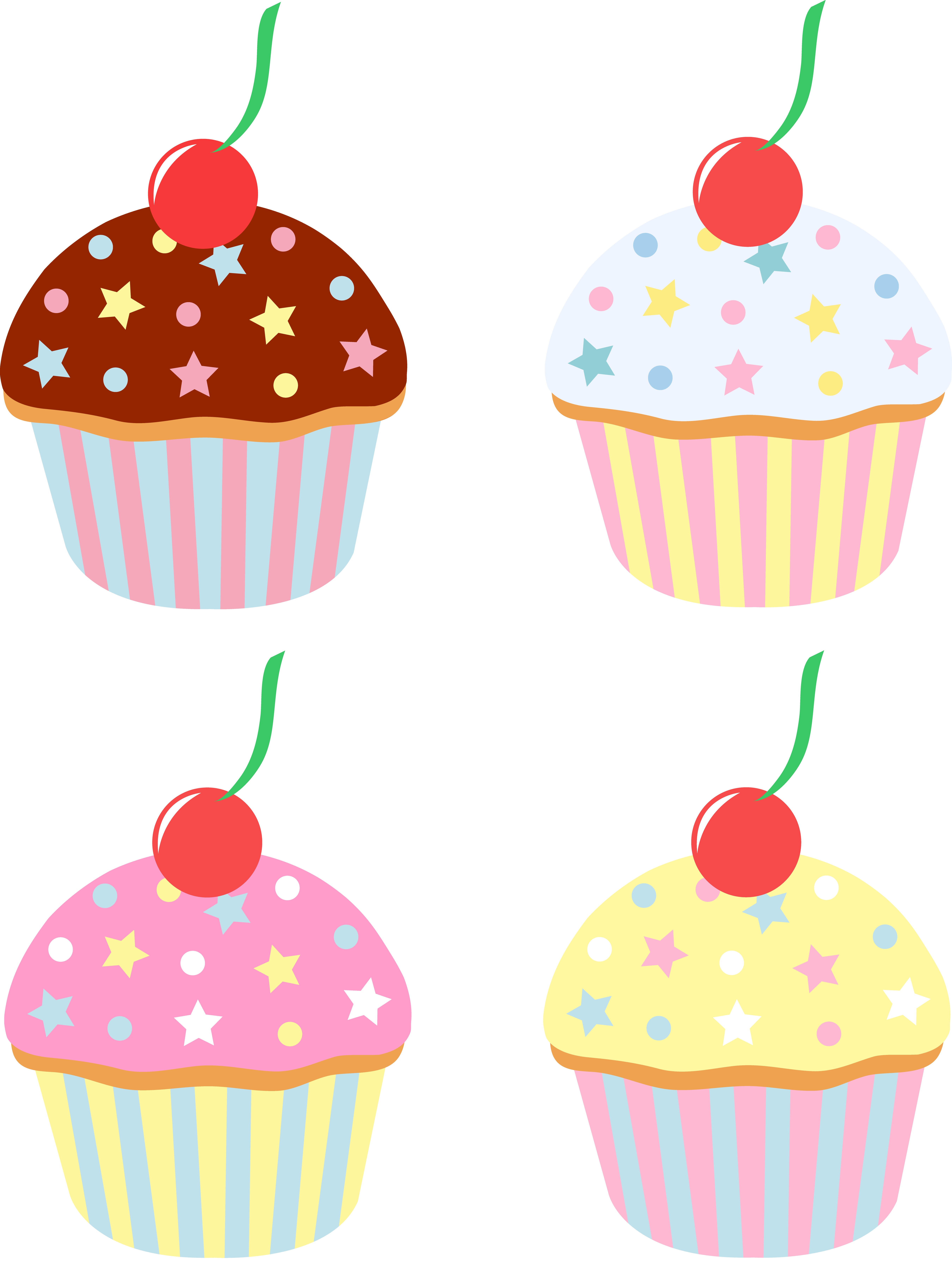 cupcakes%20with%20sprinkles%20clipart