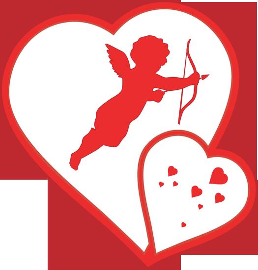 Valentine cupid clipart free | Clipart Panda - Free ...