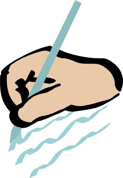 Handwriting Clipart