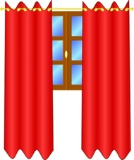 Curtain 20clipart | Clipart Panda - Free Clipart Images