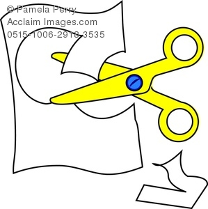 Scissors Cutting Clipart | Clipart Panda - Free Clipart Images