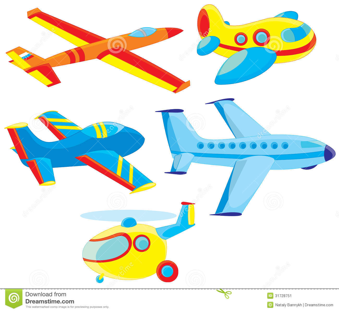 Cute Airplane Clipart | Clipart Panda - Free Clipart Images