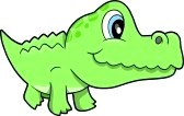 Cute Baby Alligator Clipart | Clipart Panda - Free Clipart ...