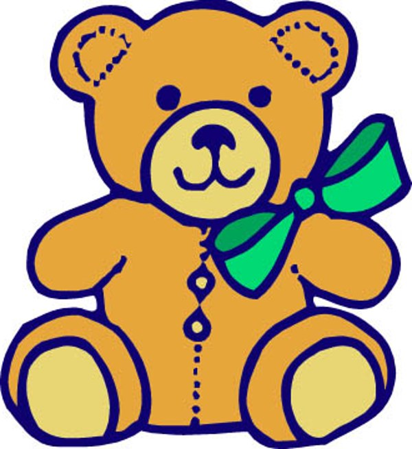 clipart kostenlos teddy - photo #35