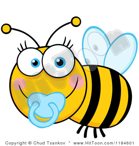 Cute 20baby 20bee 20clipart