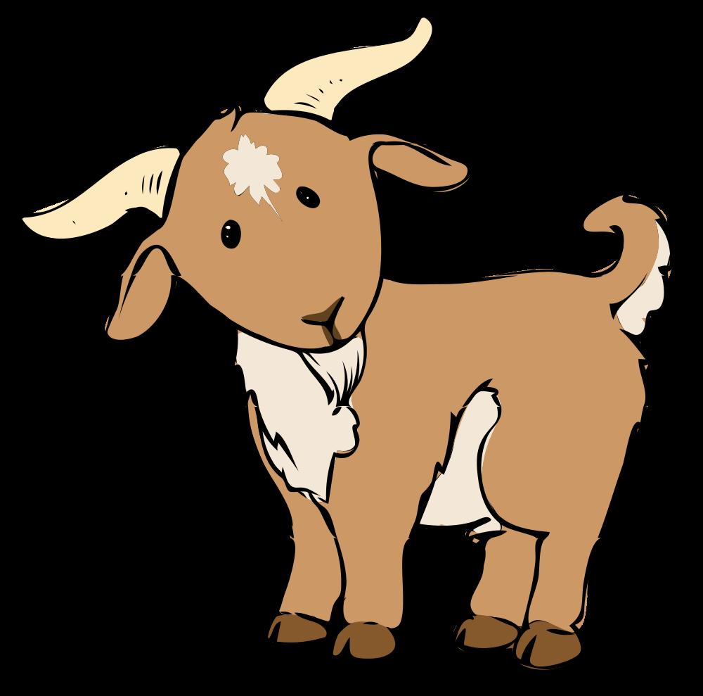 Cute Goat Clipart | Clipart Panda - Free Clipart Images