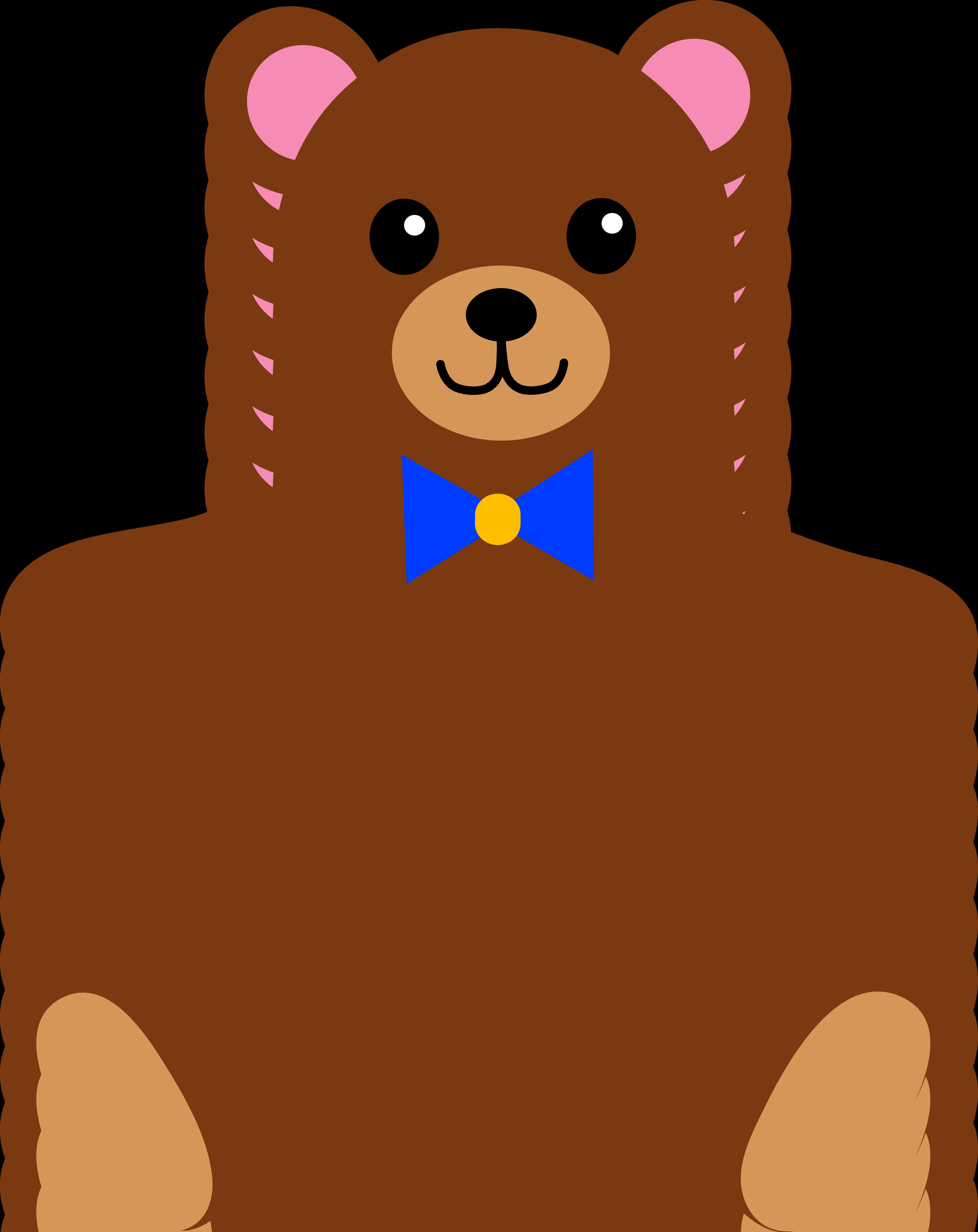 cute-bear-clipart-teddy-bearchildrens-stuffed-teddy-bear---free-clip ...