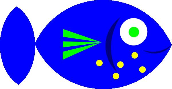cute%20blue%20fish%20clipart