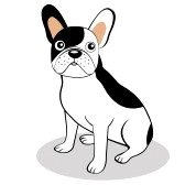 French bulldog clipart | Clipart Panda - Free Clipart Images