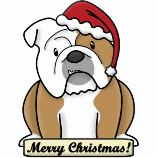 Cute english bulldog cartoon - photo#5